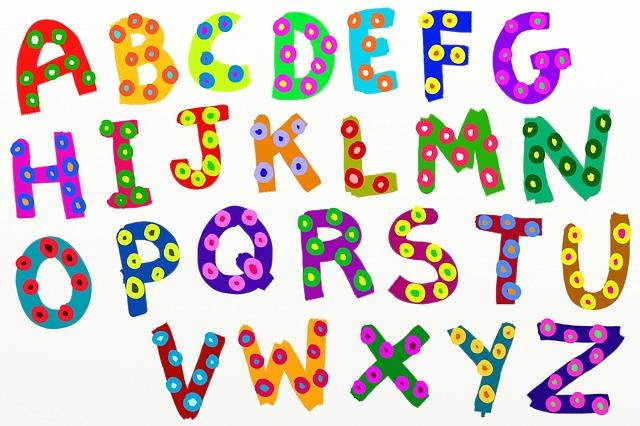 Alphabet Text Type · Free Image On Pixabay