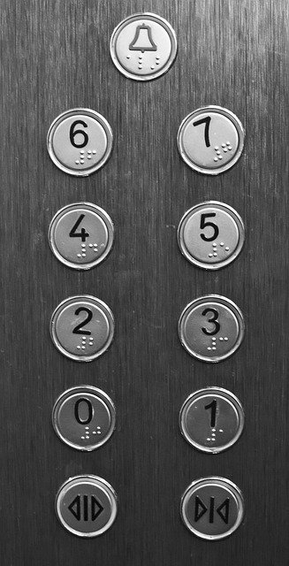 Elevator Button Building 183 Free Photo On Pixabay