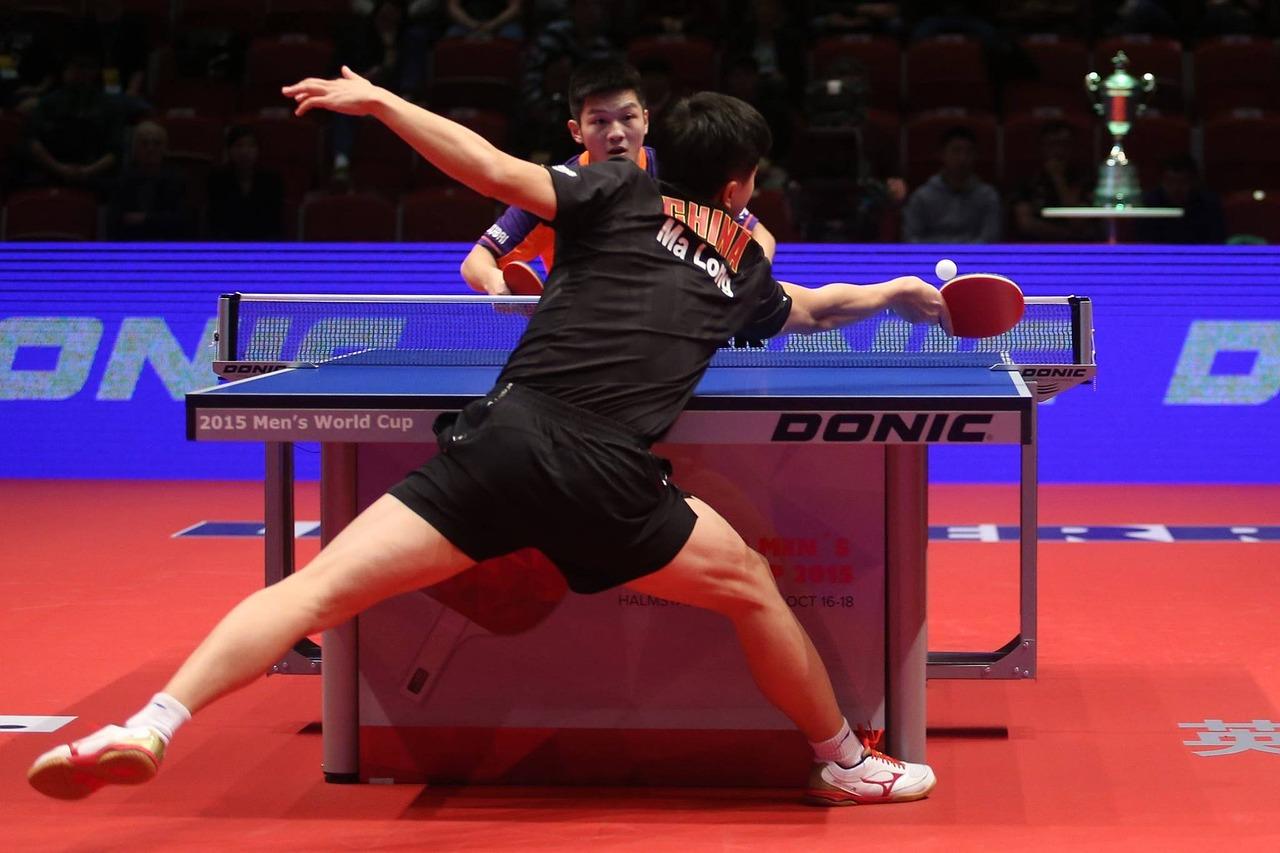 Juego de Tenis de Mesa o Ping Pong