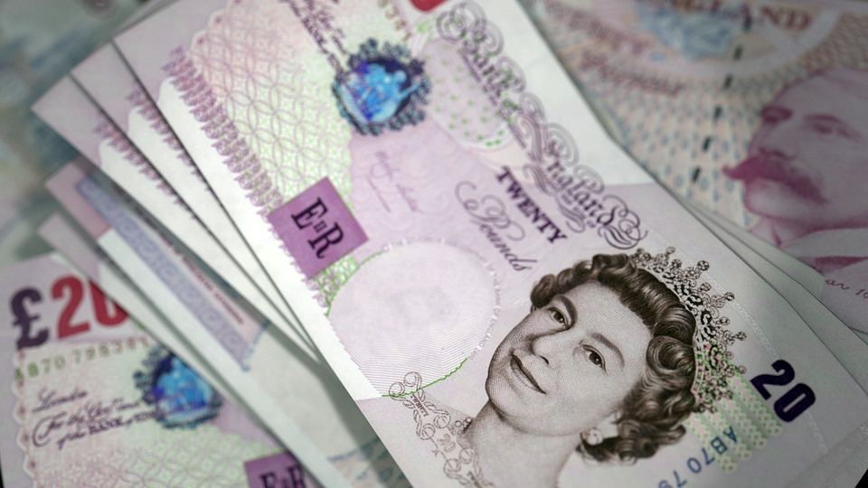 Image result for british bank notes