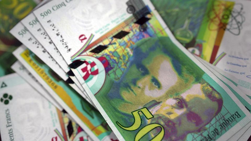 währung frankreich