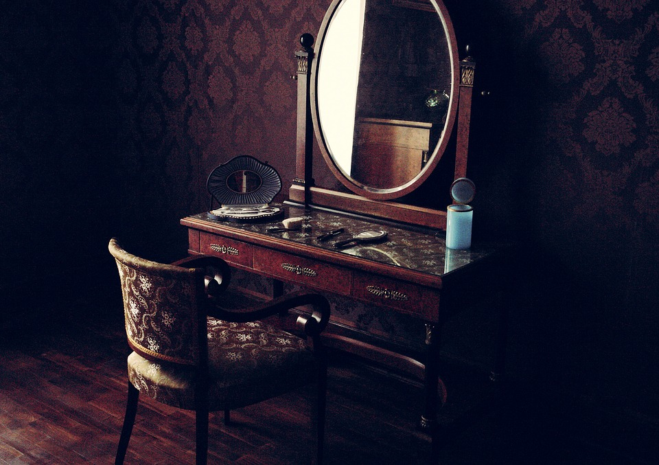 Old Room Mirror Interior 183 Free Photo On Pixabay