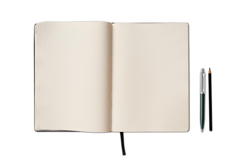 book blank write free image on pixabay