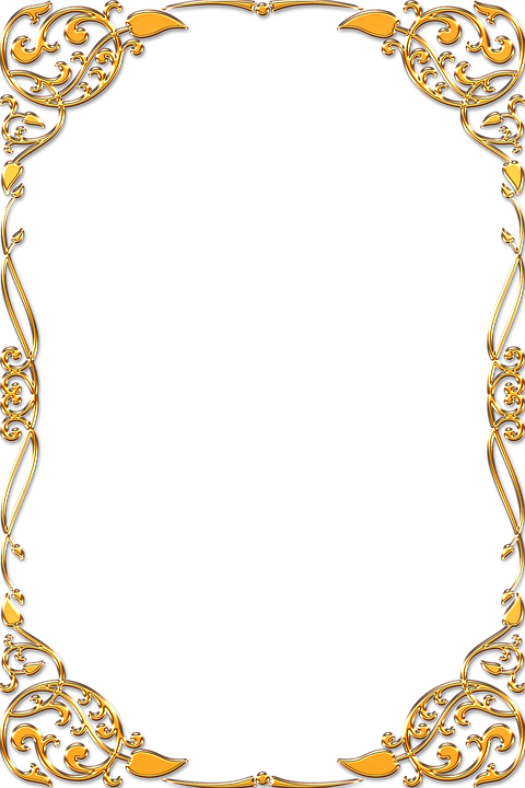 Frame Ornate Gold 183 Free Image On Pixabay