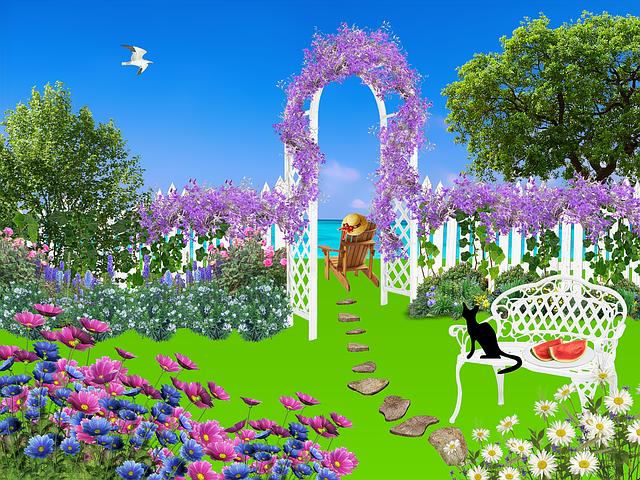 Garden Flowers Nature · Free Image On Pixabay