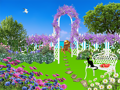 Garten, Blumen, Natur, Pflanze