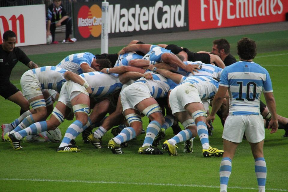 Rugby À Xv, Joueurs, Monde, Coupe, Stade, Le Sport