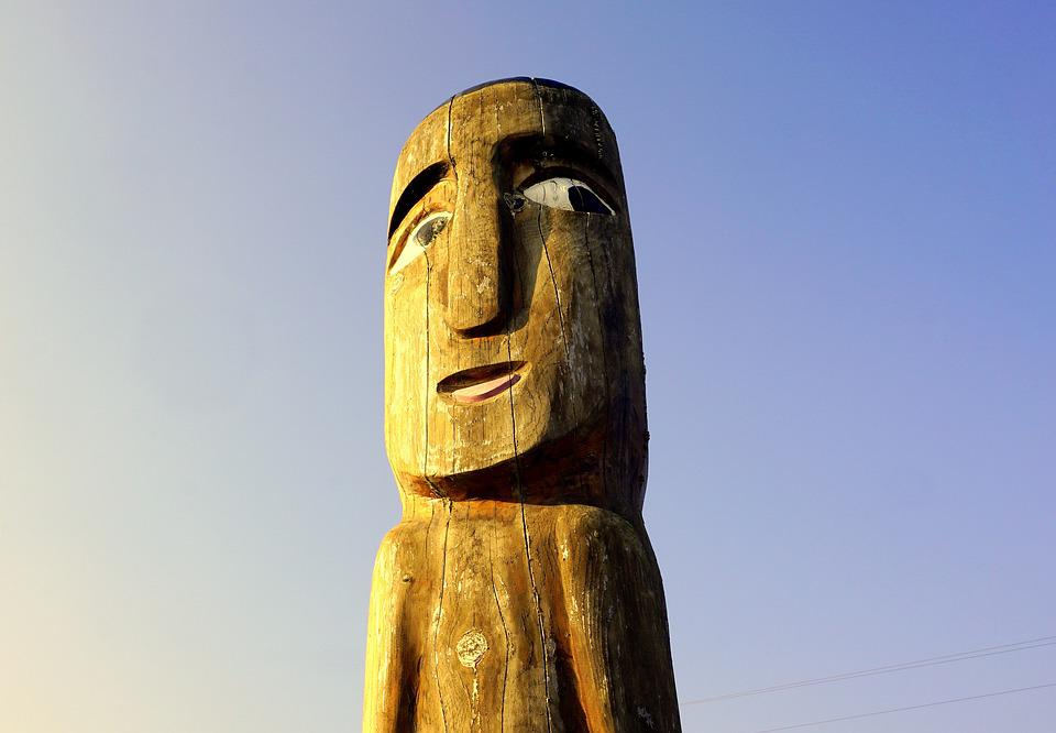 free photo totem american indians free image on pixabay 1211077