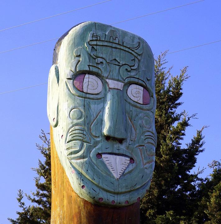 free photo totem apache indians free image on pixabay 1211090