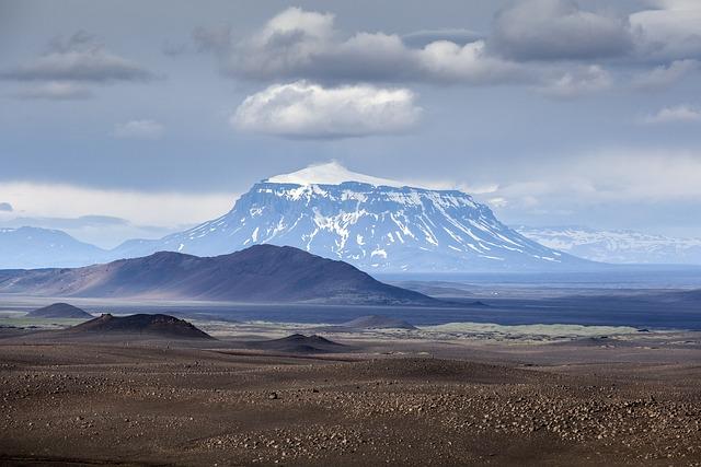 free photo iceland mountain volcano   free image on