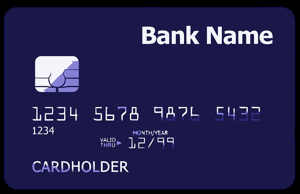 Free illustration: Credit Card, Signature, Credit - Free Image on ...