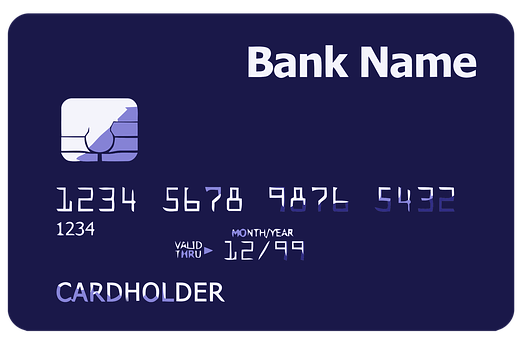 Credit Card, Signature, Credit, Card