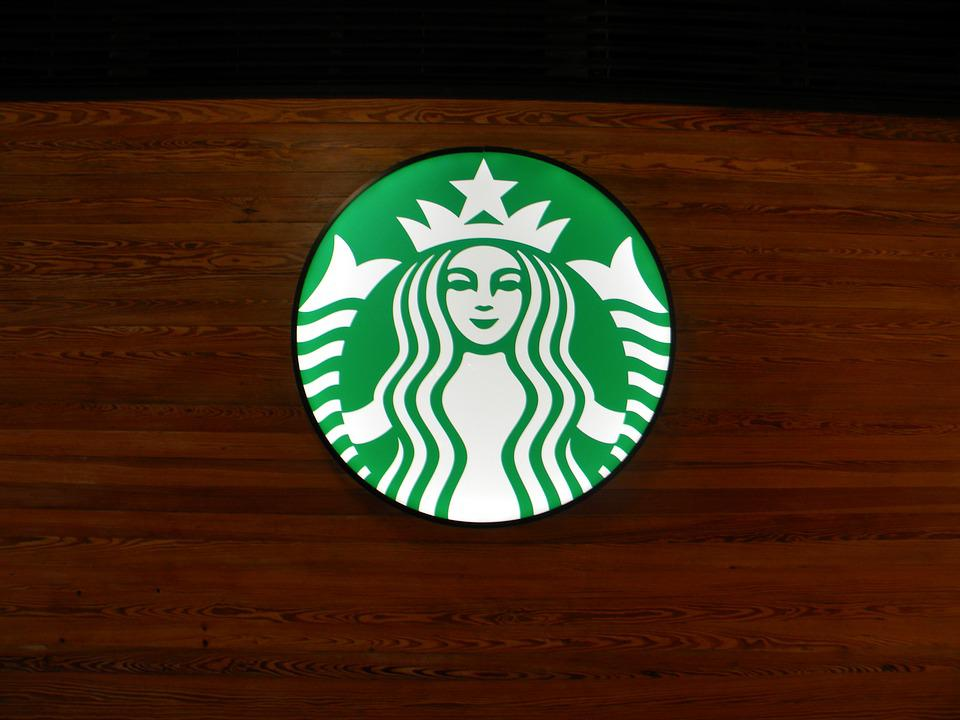 Free Photo Starbucks Trademark Coffee Cakes Free