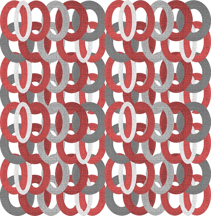 Free illustration: Fabric, Material, Shapes, Red, Grey - Free ...