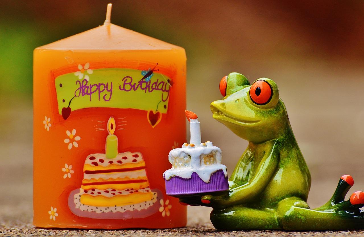 Дореволюционных открыток, с днем рожденья открытки лягушка