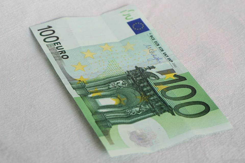 euro 100 gratis foto op pixabay. Black Bedroom Furniture Sets. Home Design Ideas