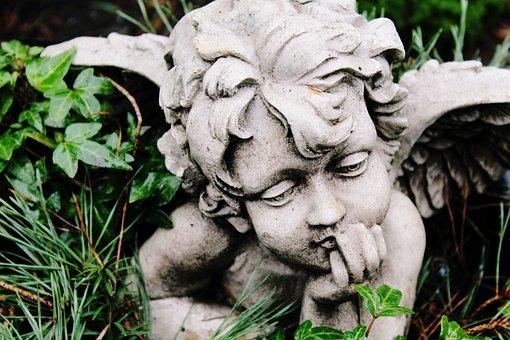 Angel, Commemorate, Needles, Cemetery