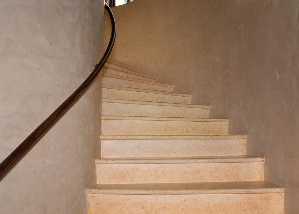 Escaleras De Lujo Interior · Foto gratis en Pixabay