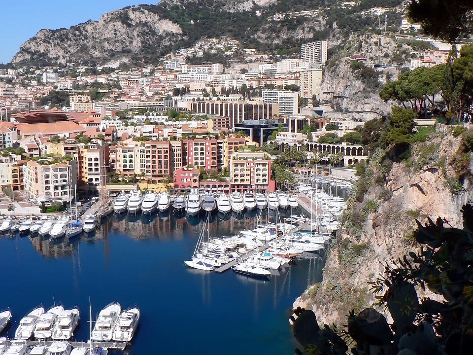 Monaco, Port, Nautisme, Marina, Mediterranée, Bateau