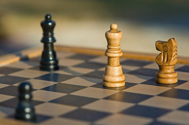 Chess, Chessboard, Strategy, Figure, Game, Play