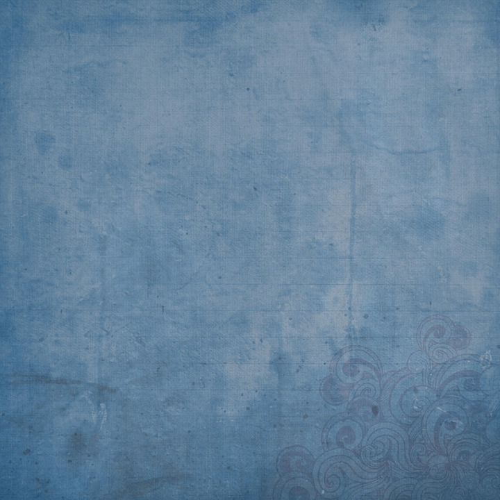 Background Grunge Rustic Blue Weathered Pattern
