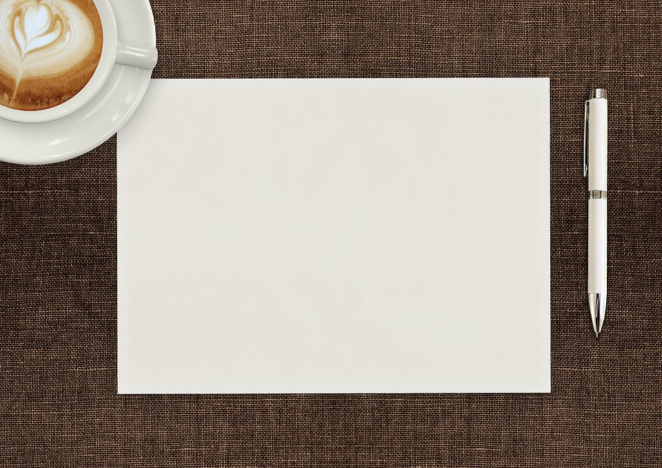 Pen, Paper, N, Pen And Paper, Document, Business, Blank