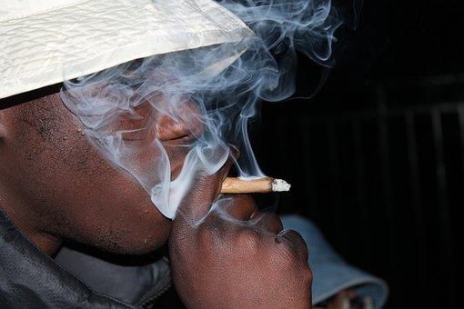 Smoke, Weed, Marijuana, Joint, Cannabis