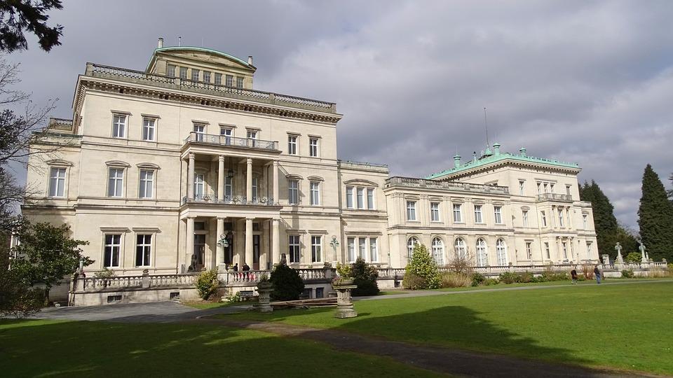 Deutschland Stadt Essen Villa · Kostenloses Foto auf Pixabay