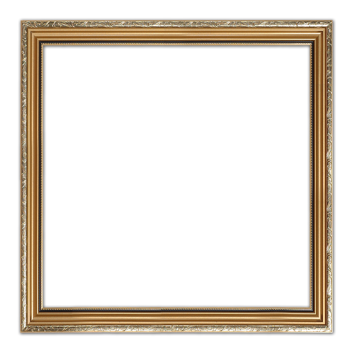 Golden Frame Beautiful · Free image on Pixabay