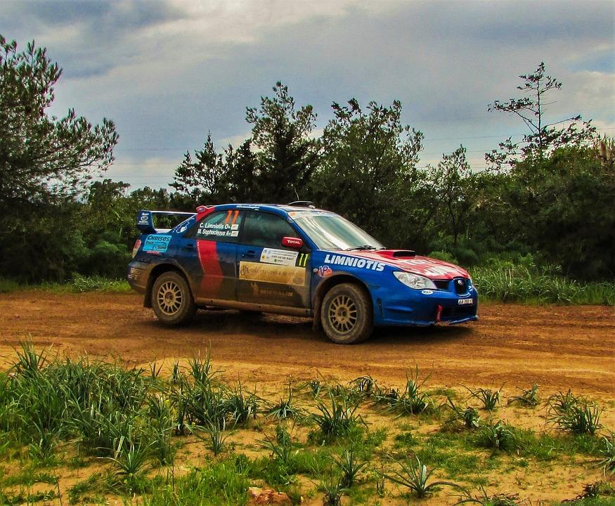 Rallye Auto Wettbewerb Kostenloses Foto Auf Pixabay