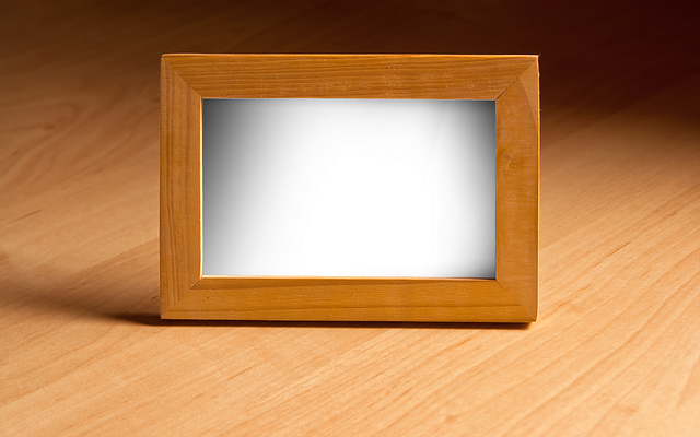 Free photo frame image wood table design free image for How to display picture frames on a table