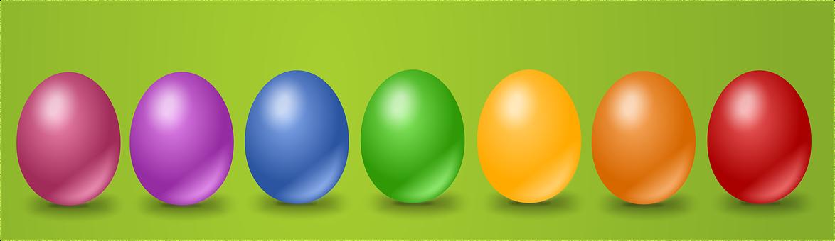 Jajka, Wielkanoc, Easter