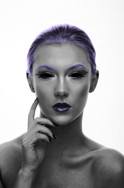 Free Photo Alien Woman Universe Portrait Free Image