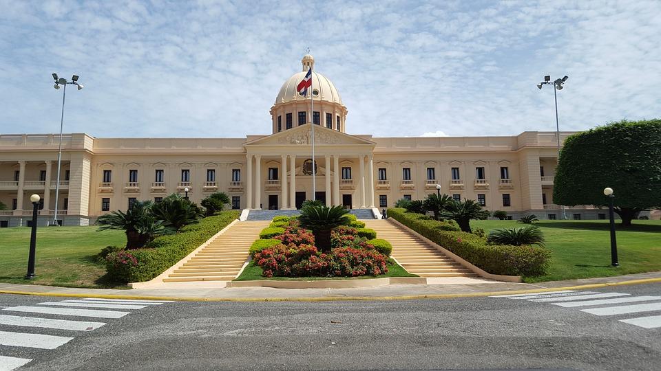 Dominikana, Pałac Prezydencki, Karaibów, Santo Domingo