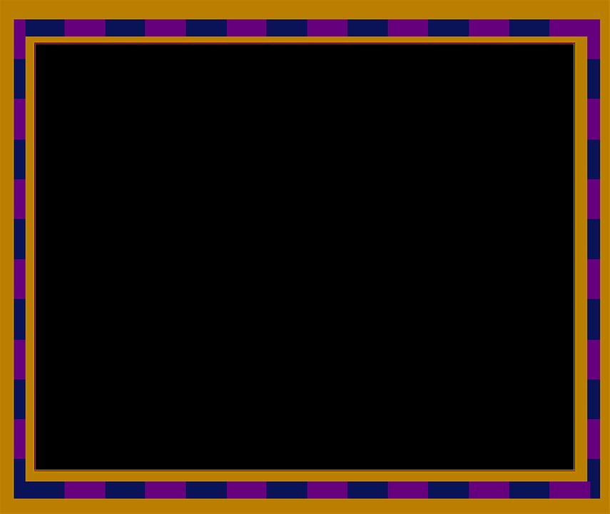 Orange Pink Frame · Free image on Pixabay