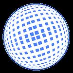 earth, blue, orb