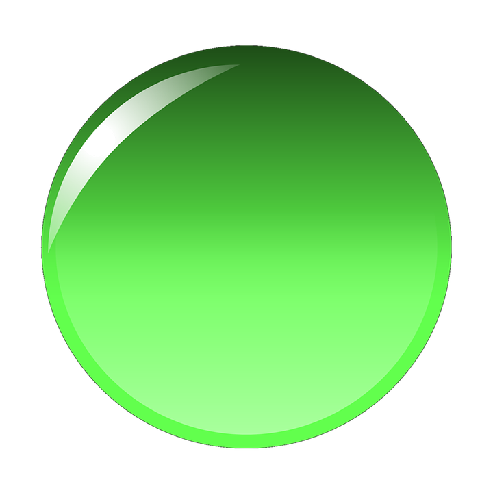 Free Illustration Green Orb Button Circle Round