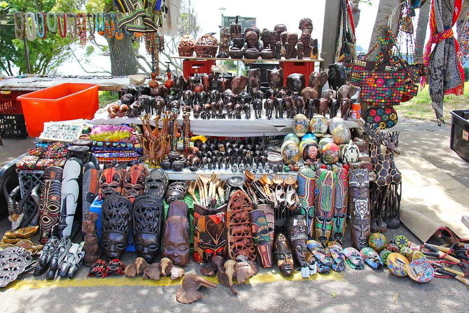 Free Photo Art Crafts African Market Free Image On