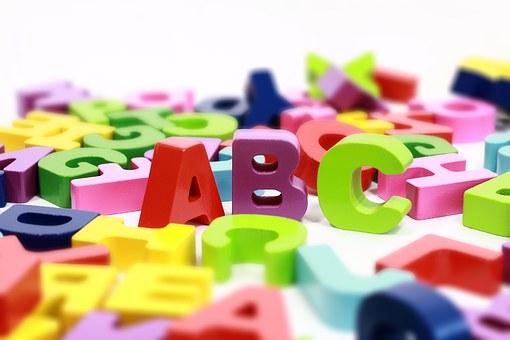 Alfabeto, Abc, Lettera, Imparare