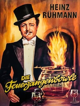 Mensch Rühmann Schauspieler Feuerzangenbow