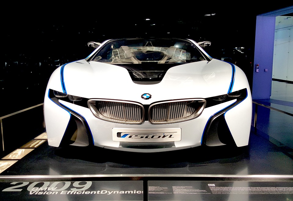 Bmw, Vision, Concept, FCEV, bmw electric car