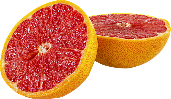 Fruit Pamplemousse Png Transparent Rouge P