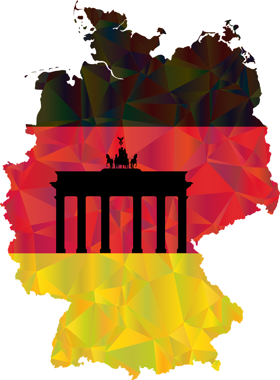 этом немецкий символ картинки страхом