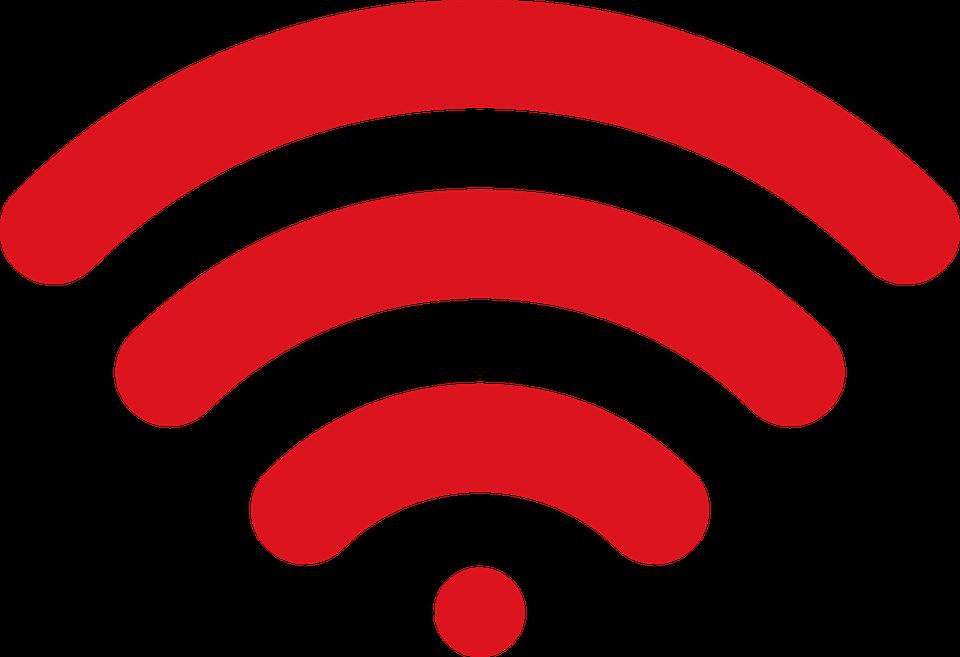 Drahtlos Wi-Fi Wireless-Signal · Kostenlose Vektorgrafik auf Pixabay
