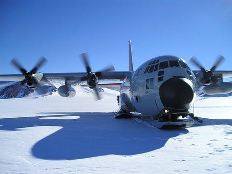 Plane, Antarctica, Mcmurdo Station