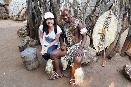 Interesting, Village, Cultural, African
