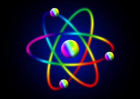 Atom Electron Neutron Nuclear Power Atomic