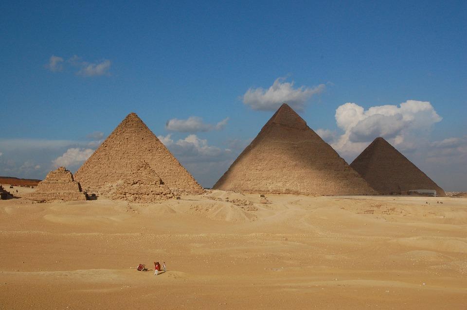 Ako mohli egyptské pyramídy vydržať tak dlho?