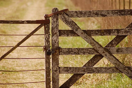Country Life, Farm Gate, Countryside