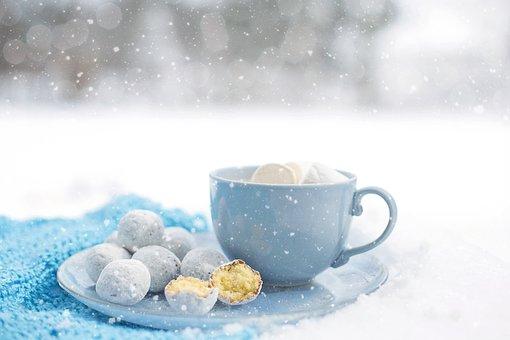 ช็อคโกแลตร้อน, บรรยากาศสบาย ๆ, ฤดูหนาว